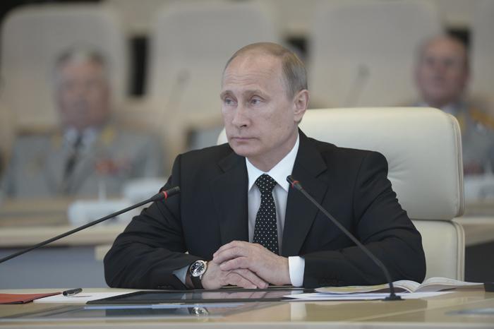 Στην Κριμαία ο Πούτιν;