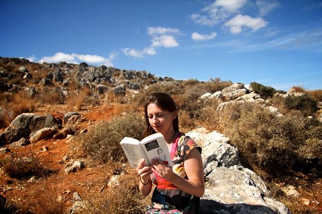 Η γυναίκα που έχει διαβάσει ένα βιβλίο από κάθε χώρα