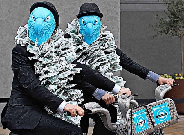 Η Barclays αφήνει 14.000 άτομα στο «δρόμο»