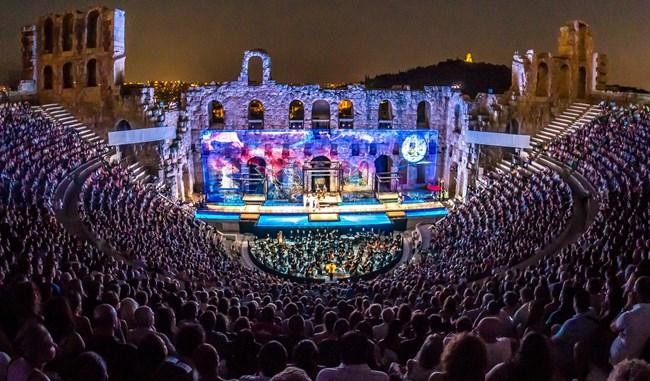Ηρώδειο: Δεύτερο καλύτερο θέατρο του κόσμου