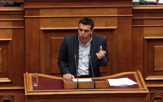 Κατατέθηκε η πρόταση του ΣΥΡΙΖΑ για δημοψήφισμα