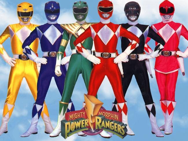 Οι Power Rangers επιστρέφουν