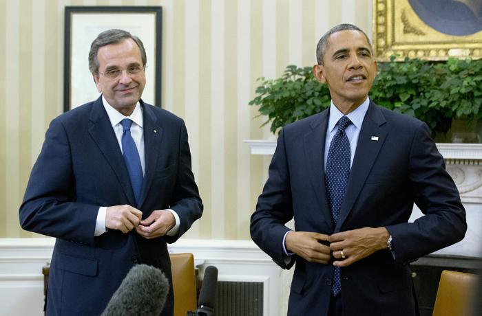 Ο ΣΥΡΙΖΑ καταγγέλλει την ΝΔ για «μονταζιέρα με «θύμα» τον Ομπάμα»