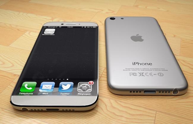 Ένα iPhone με «καμπύλες»