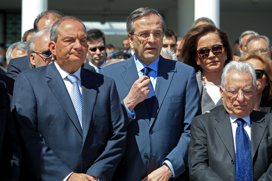 Ο Κωνσταντίνος Καραμανλής ενώνει όλες τις «φυλές» της δεξιάς