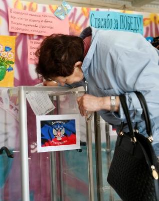 Η Κριμαία δεν γυρίζει πίσω στην Ουκρανία