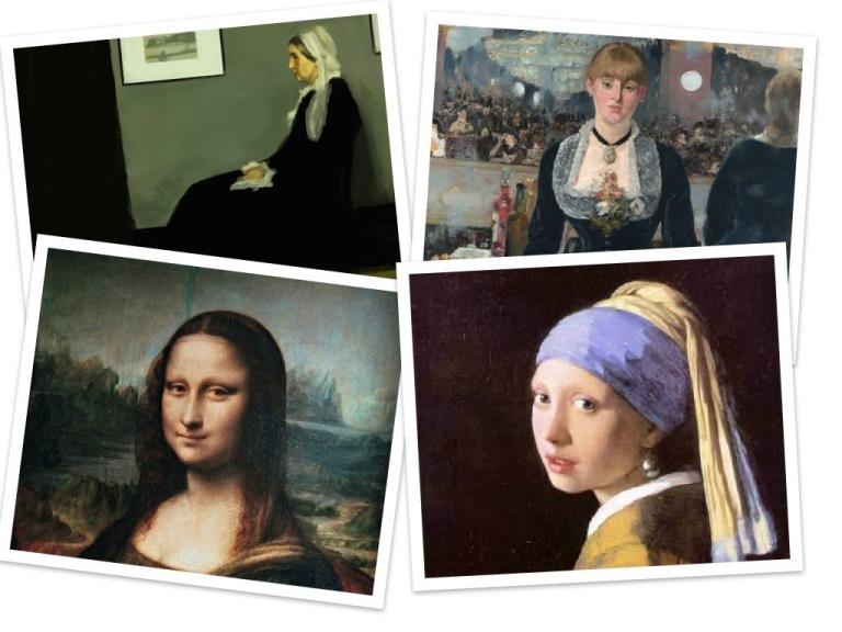 Τα διασημότερα πρόσωπα της τέχνης