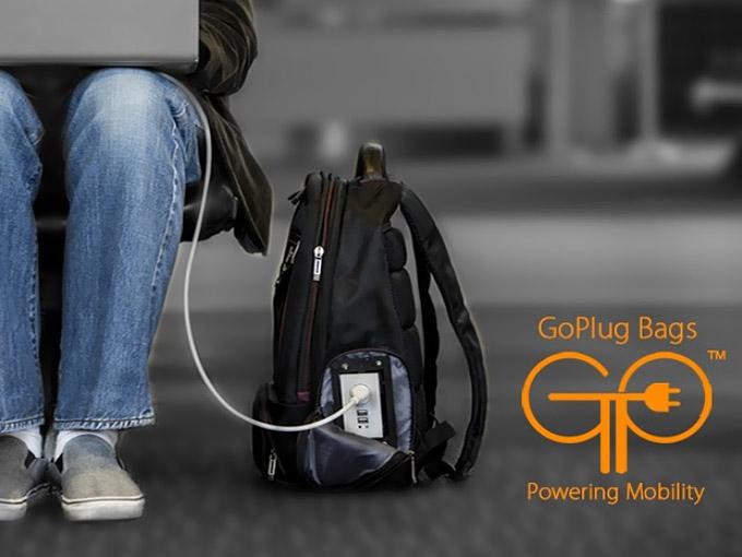 Φορτίστε το κινητό σας στη τσάντα σας