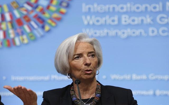 Λαγκάρντ: Οι κεντρικές τράπεζες από μόνες τους δεν φέρνουν ανάπτυξη