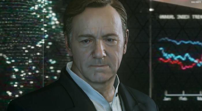 Όταν ο Frank Underwood συνάντησε το Call of Duty