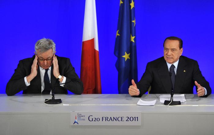 Γκάιτνερ: Η ΕΕ μας ζήτησε να «ρίξουμε» τον Μπερλουσκόνι