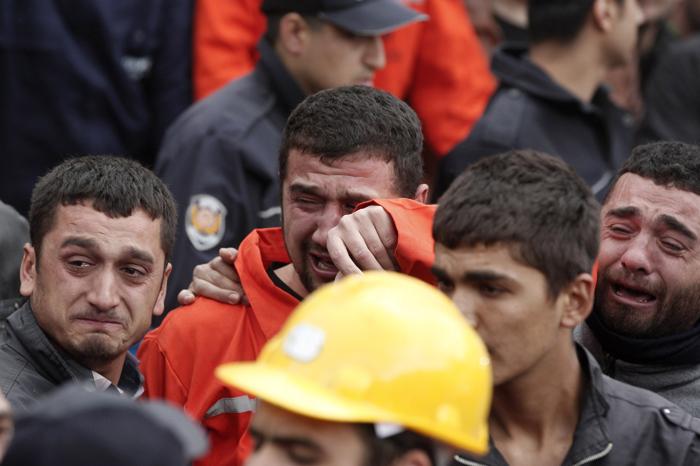 Έληξε η επιχείρηση διάσωσης στο ορυχείο της Τουρκίας