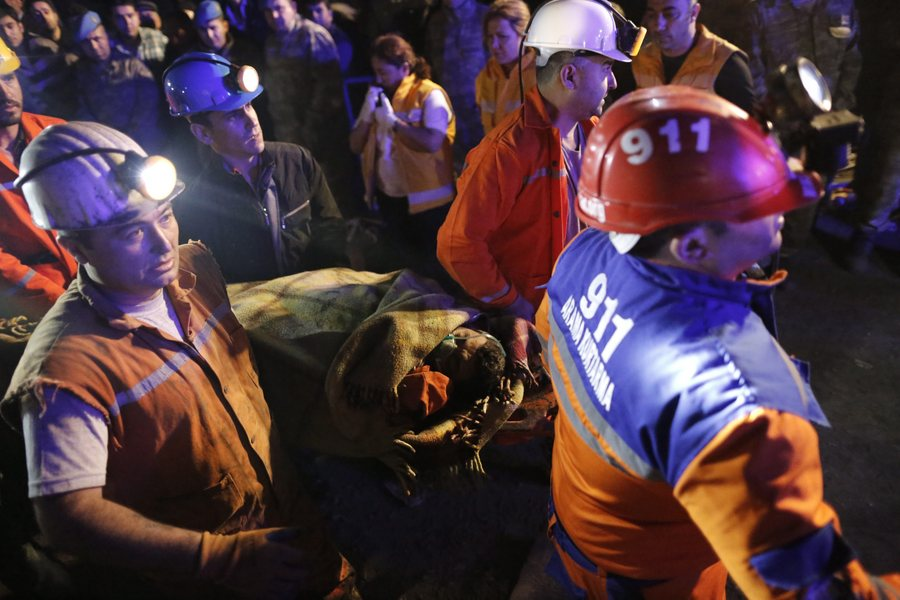 Εκατόμβη νεκρών σε ανθρακωρυχείο της Τουρκίας
