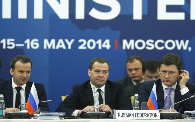 «Όλοι οι καταναλωτές του ρωσικού φυσικού αερίου πρέπει να πληρώνουν»
