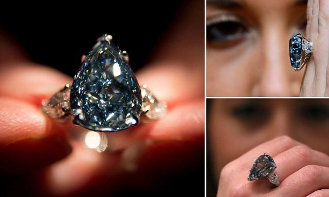 Ένα «μπλε διαμάντι» σε έναν ωκεανό εκατομμυρίων