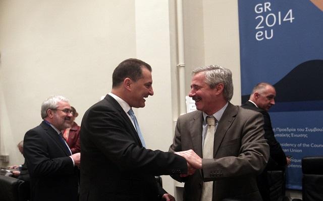 Μανιάτης: Ελλάδα και Κύπρος να αναδείξουν τον σπουδαίο ρόλο τους στην ενέργεια