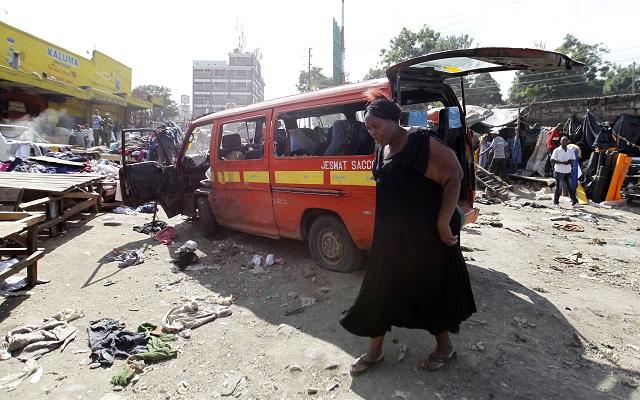 Νέα τρομοκρατική επίθεση στο Ναϊρόμπι
