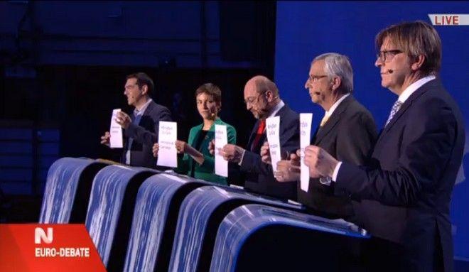Γιούνκερ: «Ο Τσίπρας δεν είναι κατάλληλος για πρωθυπουργός»