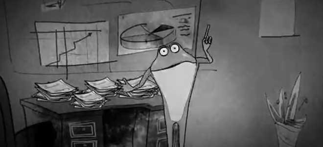 O Τσίπρας ως «βάτραχος» σε βίντεο της ΟΝΝΕΔ