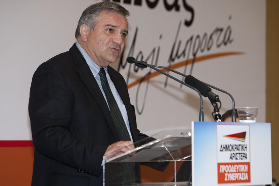Ο Χάρης Καστανίδης υποψήφιος για την ηγεσία του ΚΙΝΑΛ