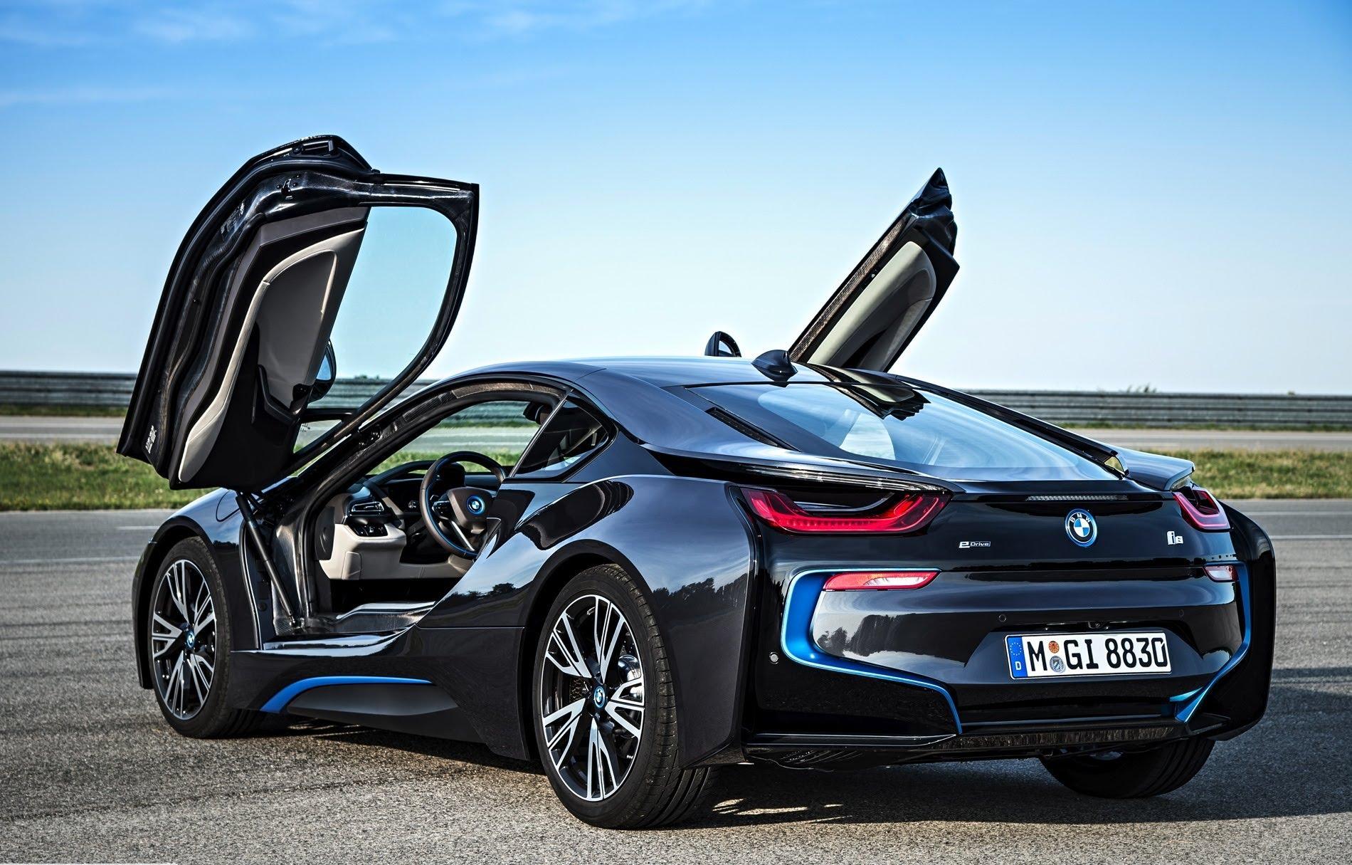 BMW i8. Το απόλυτο υβριδικό supercar είναι εδώ (video)