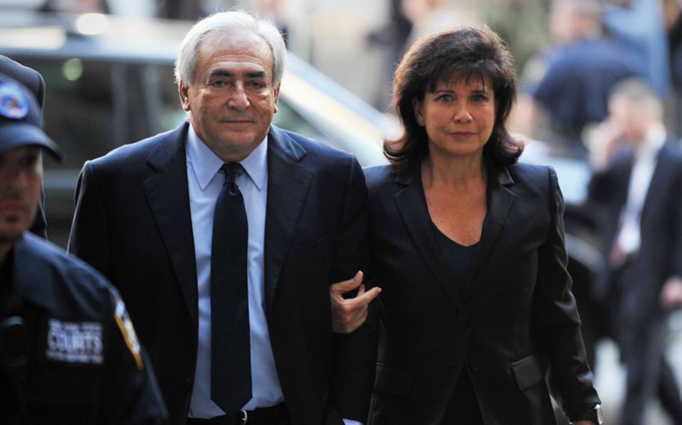 Αηδιασμένη η πρώην σύζυγος του Στρος-Καν με την ταινία για την υπόθεση του Sofitel