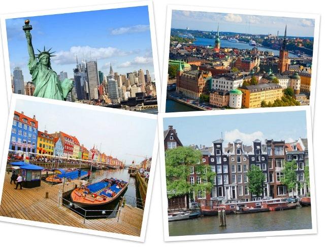 Οι 20 καλύτερες πόλεις για να ζεις