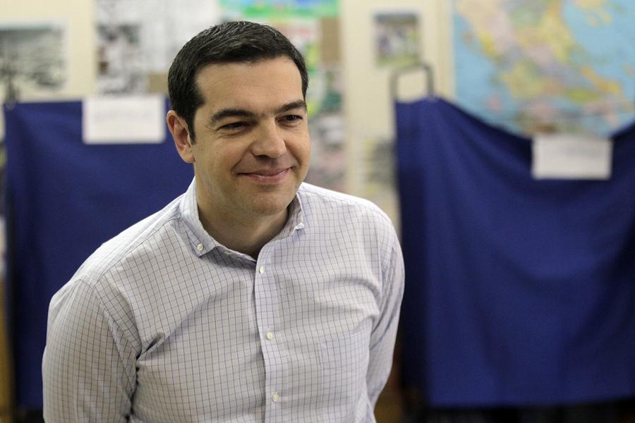 Τσίπρας: «Κάνουμε το πρώτο βήμα σε Ελλάδα και Ευρώπη»