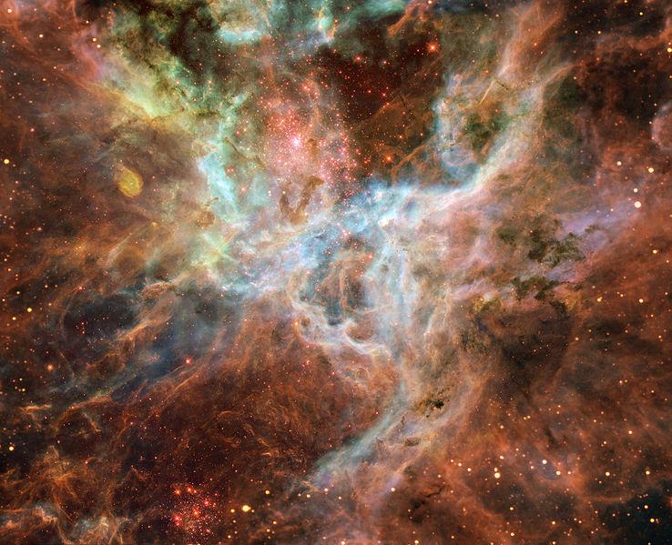 Ο μαγικός κόσμος των αστεριών