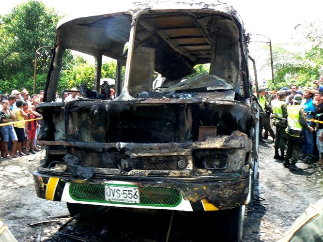 Κολομβία: Τουλάχιστον 32 παιδιά κάηκαν ζωντανά σε πυρκαγιά