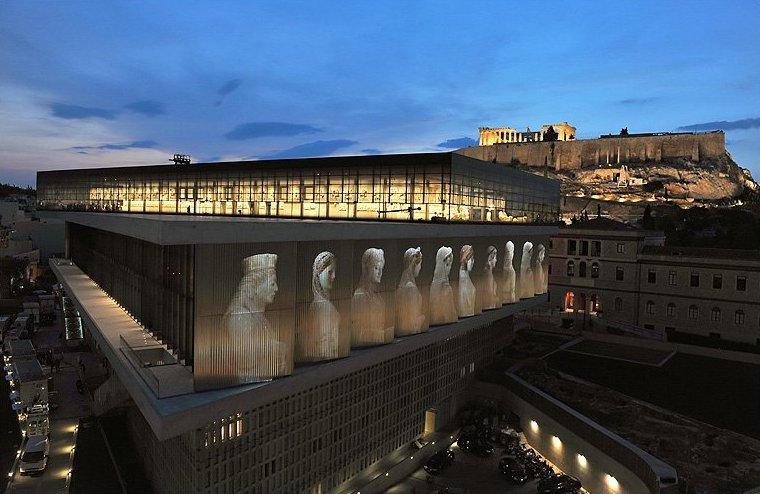 Η νέα έκθεση του Μουσείου της Ακρόπολης θα βρίσκεται…από κάτω του