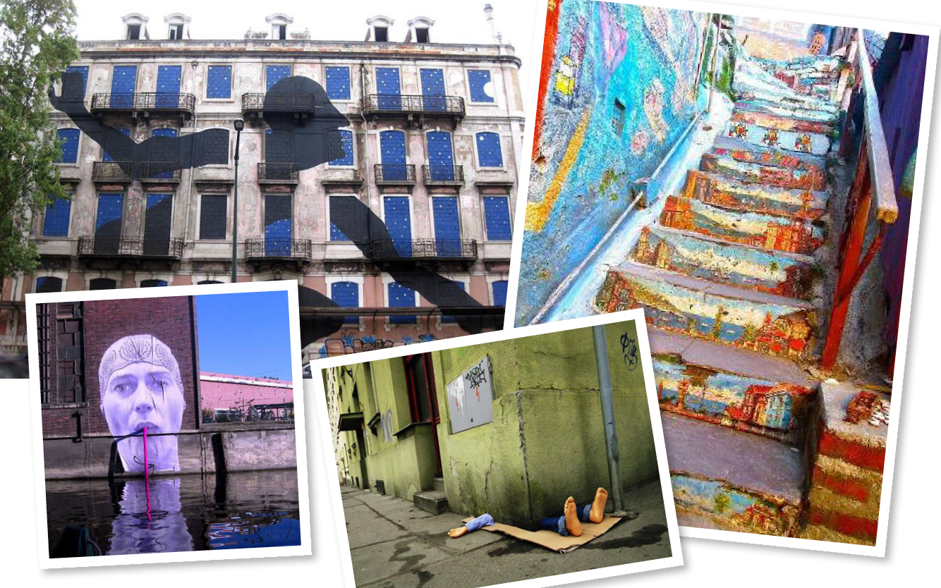Η «Τέχνη του Δρόμου» ανά τον κόσμο