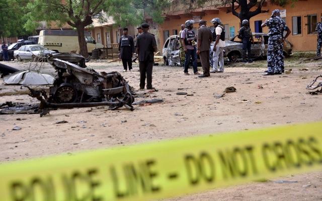 Νέα διπλή βομβιστική επίθεση στη Νιγηρία – Upd.
