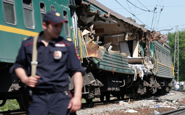 Σύγκρουση αμαξοστοιχιών με θύματα κοντά στη Μόσχα