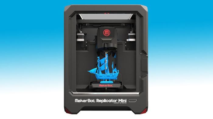 Παραγγείλτε κι εσείς τον δικό σας Mini 3D printer!