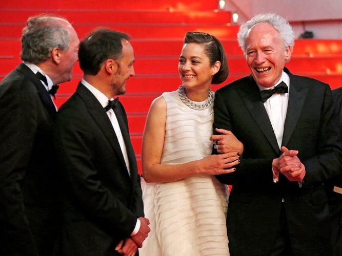 Μονοπωλεί το ενδιαφέρον η Μαριόν Κοτιγιάρ στο Φεστιβάλ Καννών