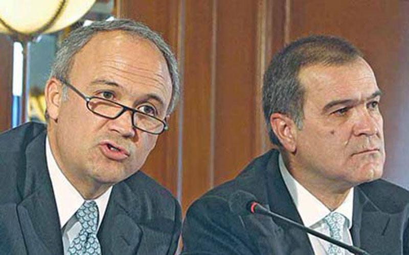Ένταλμα σύλληψης για Βγενόπουλο και Μπουλούτα