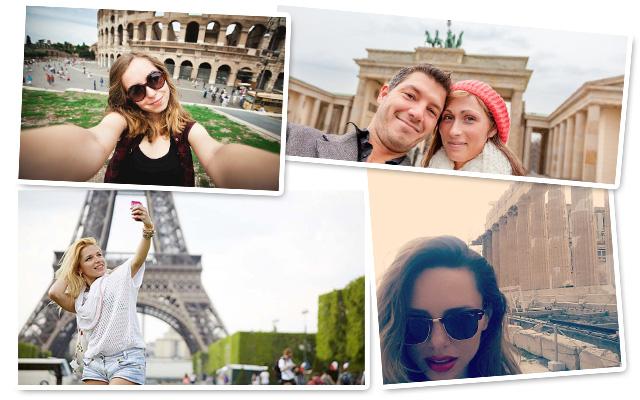 Η Αθήνα ανάμεσα στις δέκα πρωτεύουσες των selfies