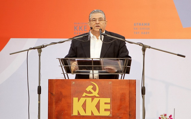 «Η Ελλάδα μπορεί να επιβιώσει χωρίς διαπραγμάτευση για το χρέος» δηλώνει ο Δ. Κουτσούμπας