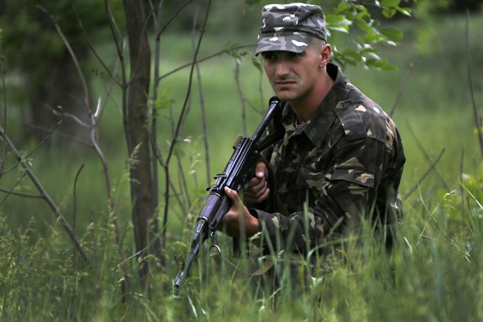 Ενέδρες θανάτου στην ανατολική Ουκρανία