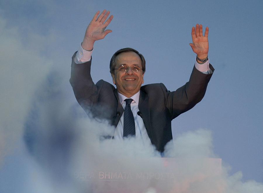 Θερμή υποδοχή του πρωθυπουργού στην Αίγυπτο