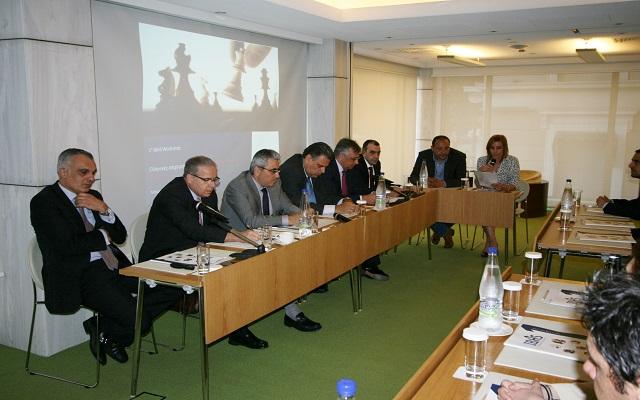 Πραγματοποιήθηκε το πρώτο Infobank Hellastat Workshop