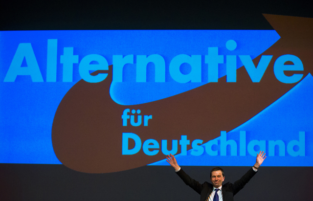Γίνεται η Γερμανία ευρωφοβική;