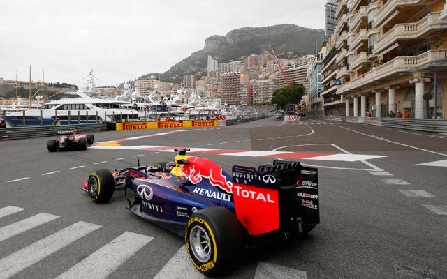 Η καλύτερη θέα στο Grand Prix του Μονακό δεν είναι από τη στεριά