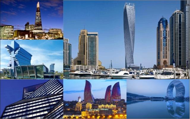 Ποιος φτιάχνει τους καλύτερους ουρανοξύστες;
