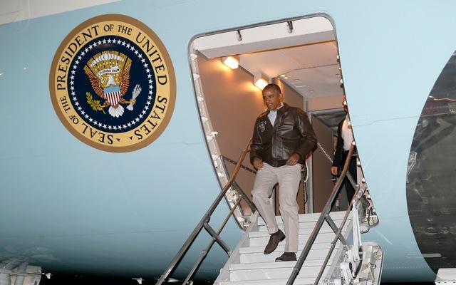 Επίσκεψη «έκπληξη» του Μπαράκ Ομπάμα στο Αφγανιστάν