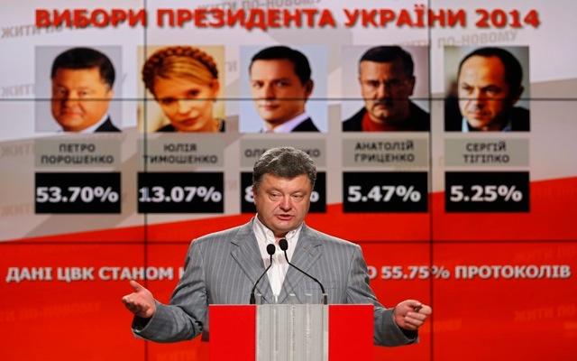 Ποροσένκο: «Δεν θα επιτρέψω να μετατραπεί η Ουκρανία σε Σομαλία»