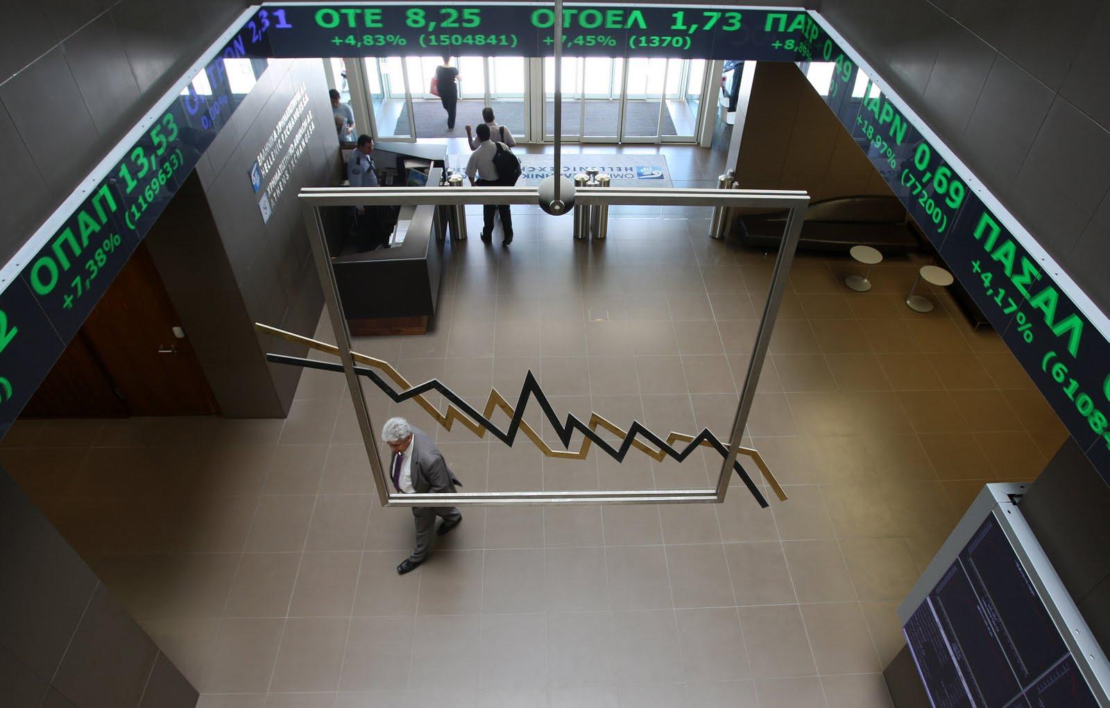 To XA παραμένει στις ανεπτυγμένες αγορές