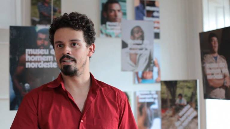 Συνάντηση με τον Jonathas de Andrade