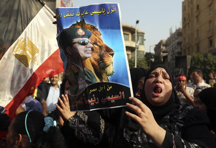 Δεύτερη μέρα εκλογών στην Αίγυπτο